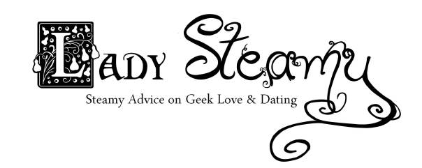 Lady Steamy Website Header