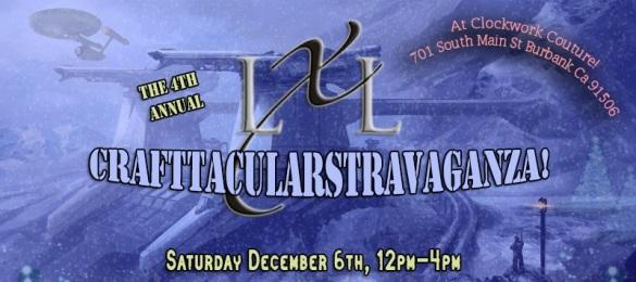 LXL Craftacularstravaganza Flier2014